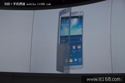 三星Galaxy Note 3/智能手表发布